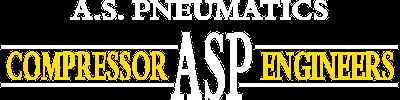 AS Pneumatics logo transparent